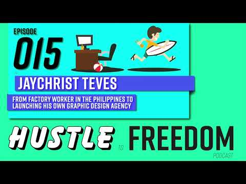 E15: Design The Life You Want | Jaychrist Teves