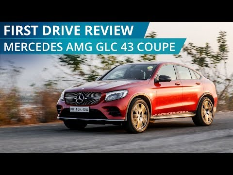 Mercedes AMG GLC 43 Coupe | First Drive Review | CarWale