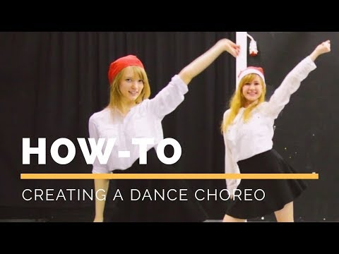 Rintamasuunta How-to: Creating a Dance Choreography
