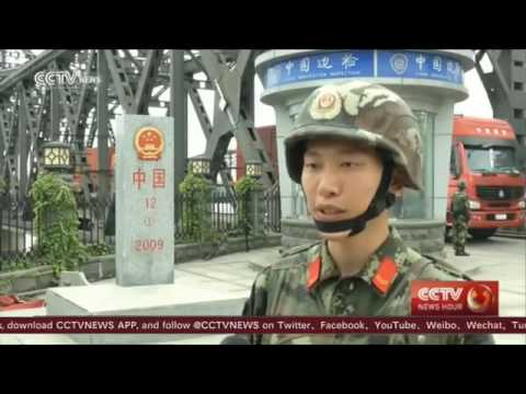 24156 governance 003 CCTV China's Army Day׃ Watch daily life of Chinese soldiers on Sino DPRK border