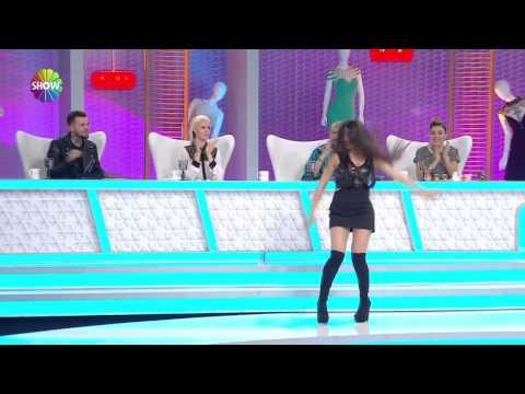 Nil Anka'dan oryantalleri kıskandıran dans