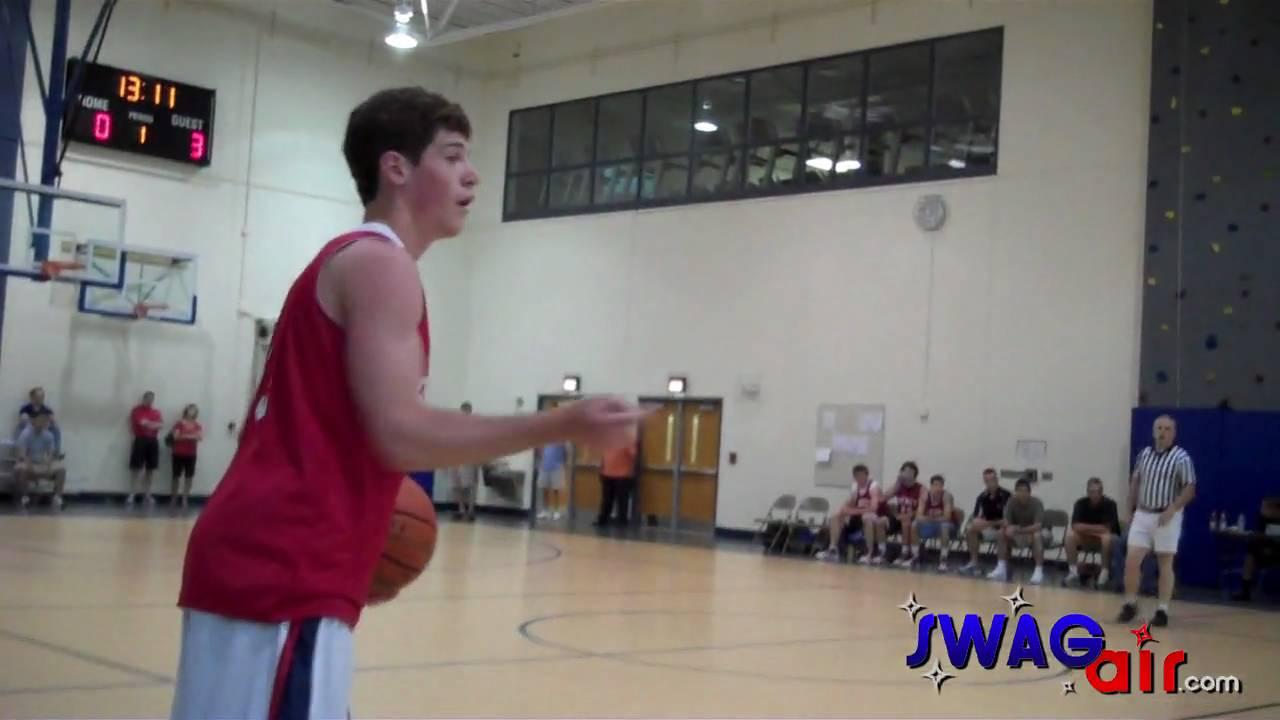 David Sobolewski SWAGair Highlight Mixtape (Benet – Illinois Wolves Basketball)