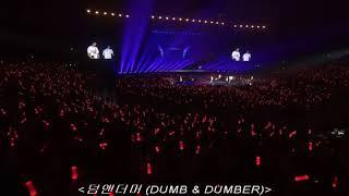 DUMB & DUMBER - iKON (encore in seoul 2018)