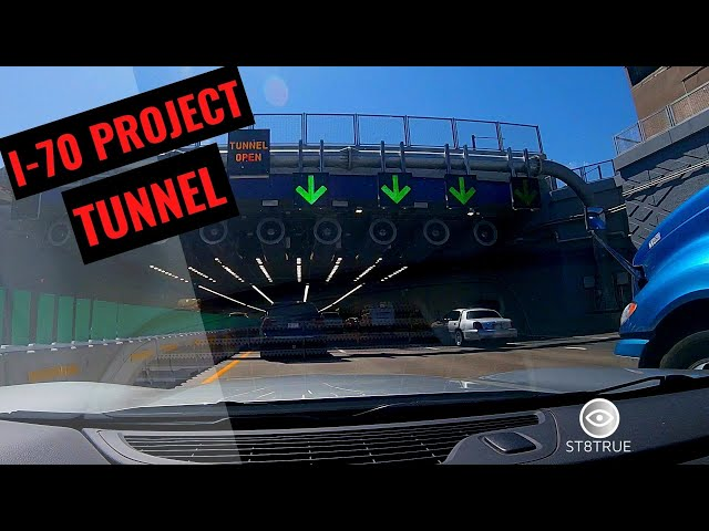 COLORADO I-70 PROJECT NEW TUNNEL