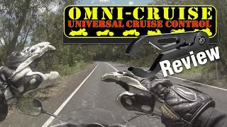 Omni-cruise Roulette! | Motocycle Cruise Control Review