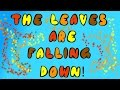 CHILDREN S AUTUMN SONG LEAVES ARE FALLING DOWN SEASONS Dj Kids The Leaves Are Falling Down mp3