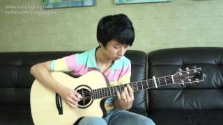 J J  Lin) She Says   Sungha Jung Acoustic Tabs Guitar Pro 6 Mp3