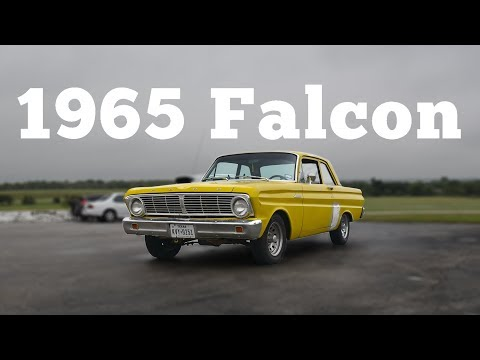 1965 Ford Falcon 289: Regular Car Reviews