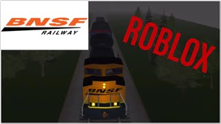 ROBLOX: Railfanning BNSF Bei Affton , MO