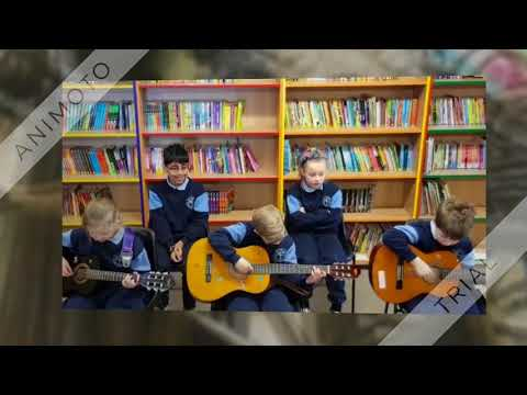 Holy Family National School Erasmus Cyprus video