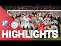 HIGHLIGHTS   FC Utrecht verslaat Ajax en bereikt FINALE! 🏆💪
