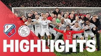 HIGHLIGHTS | FC Utrecht verslaat Ajax en bereikt FINALE! 🏆💪