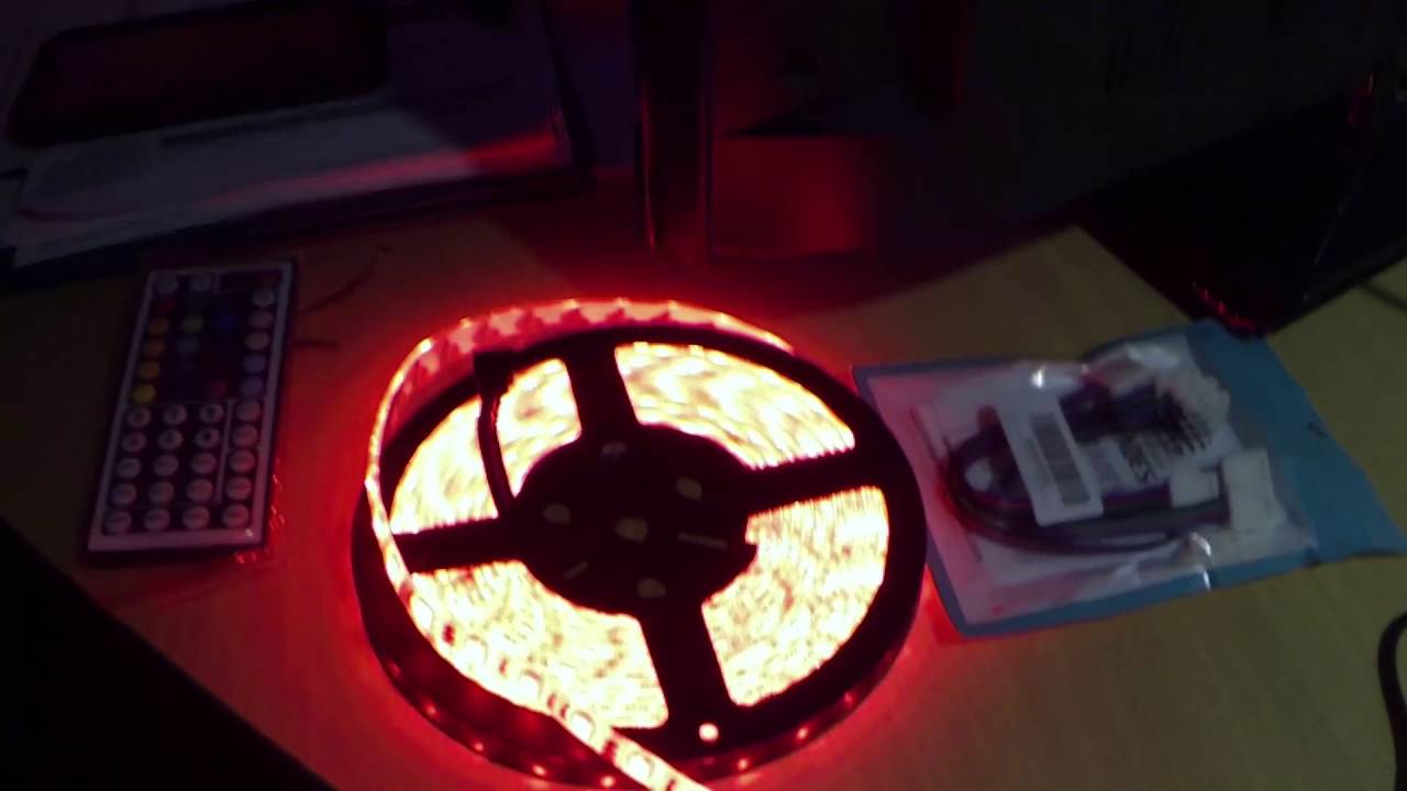 Make Your Gaming Area Stand Out Supernight Led Light Strip Install Wiring