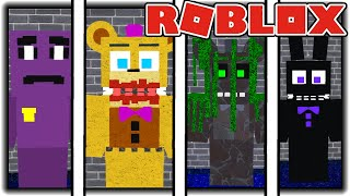How To Get ALL Badges in Roblox FNAF RP World