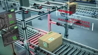 1D/2D-Codeleser für die Logistikbranche - Codes einfach auslesen