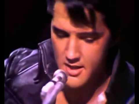 Blue Christmas Live 1968 Elvis Presley