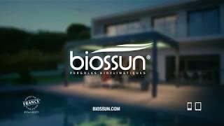 Les pergolas Biossun® pour oublier le temps – Spot TV 2018