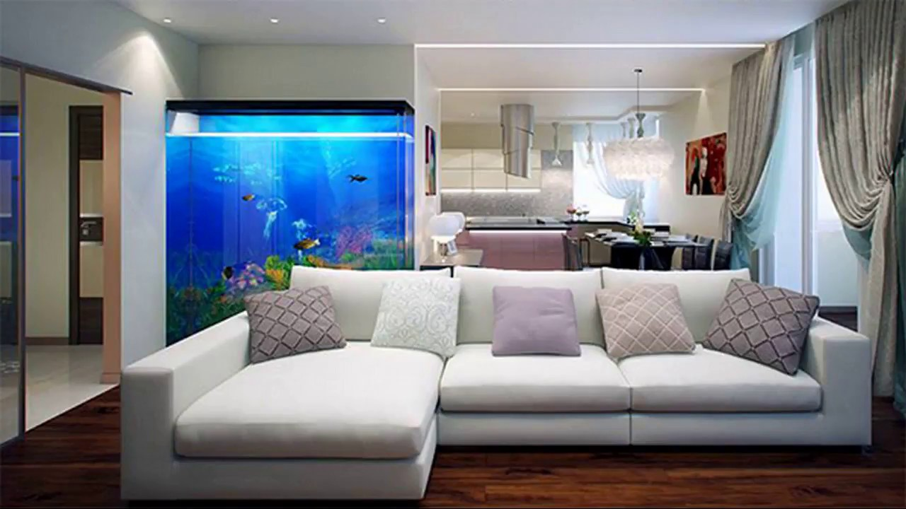 50 Aquarium Interior Decoration Ideas Inverted In