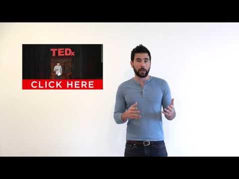 My TEDx Talk!
