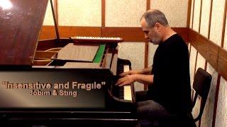 "Antonio Carlos Jobim  ""How Insensitive"" Haim SHAPIRA piano"
