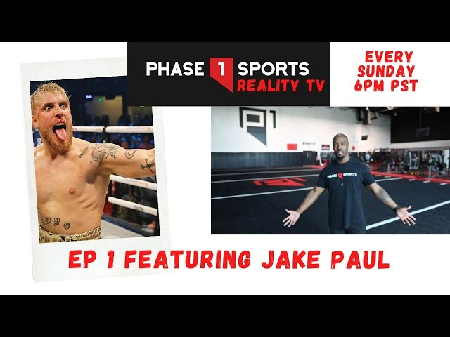 Ep 1: Phase 1 Reality TV | Jake Paul  Pre Fight | Guestlist Podcast | The Characters of P1