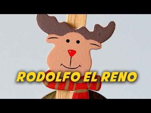 Rodolfo el reno | Villancicos y Canciones de Navidad (karaoke)