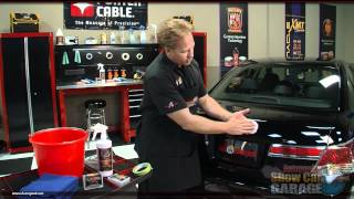 How to remove overspray paint from your car or truck using detailing clay