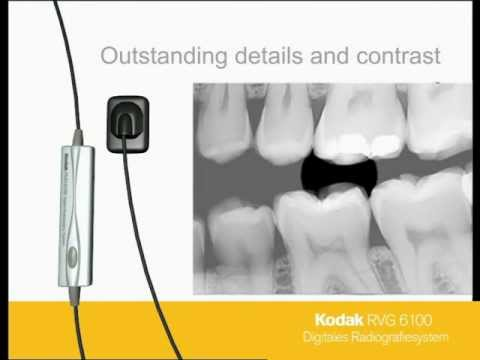 Kodak RVG Digital Intra Oral sensor