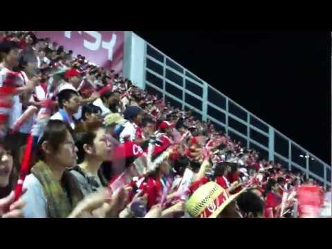 FAN ZONE - Hiroshima Carp vs Yomiuri Giants, August 5 2011