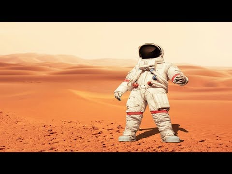 US Marine 17 year Tour of Duty off world on Mars