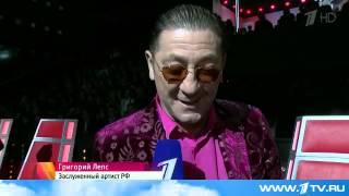 В финале шоу `Голос` проголосовали около миллиона телезрителей   Первый канал