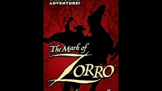The Mark of Zorro, by Johnston McCulley (MPL Book Trailer #327)