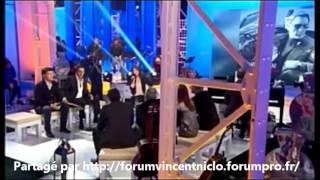 Vincent NICLO - Ses prestations et interventions dans Chabada - 24 / 02 / 2013