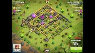 Clash of Clans - Halloween Raid