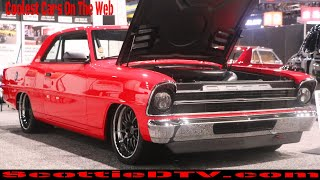 1967 Chevy II Detroit Speed The SEMA Show 2017