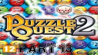 Puzzle Quest 2 [HD] Playthrough part 13