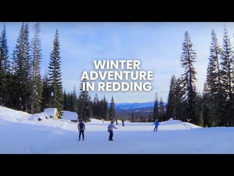 Winter Adventure In Redding, CA