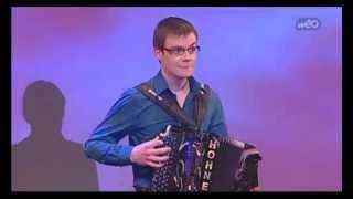 Fabien DANILO - Boléro Caresse - Emission Sur un air d'accordéon