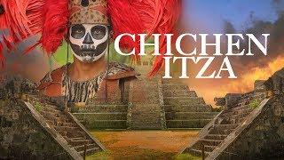МЕКСИКА ЧИЧЕН ИЦА - священный город майя! Пирамиды, жертвоприношения и Тайна гибели майя. VLOG