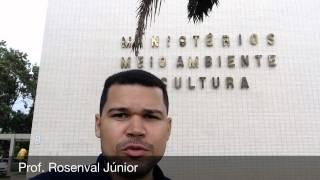 Direito Ambiental - Dica Rápida sobre SISNAMA PNMA Lei 6.938 - Prof. Rosenval Júnior