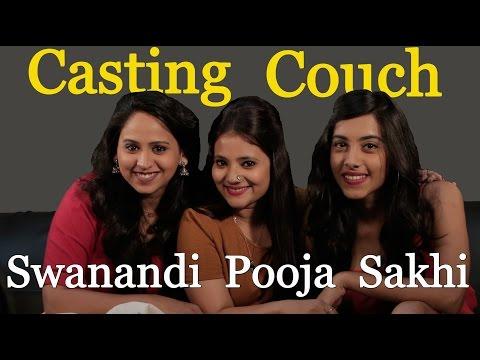 Casting Couch with Amey & Nipun   Sakhi Gokhale   Swanandi Tikekar   Pooja Thombre   Episode 3