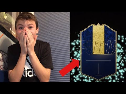 I packed *3 TEAM OF THE YEARS* in one pack opening!! Pacybits 19