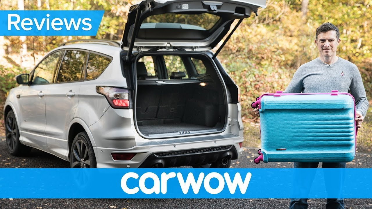 ford kuga 2018 practicality review mat watson reviews. Black Bedroom Furniture Sets. Home Design Ideas