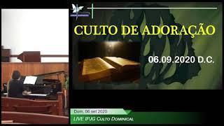 Culto Dominical - 2 Crônicas 20
