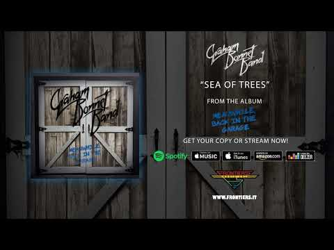 """Graham Bonnet Band - """"Sea Of Trees"""" (Official Audio)"""