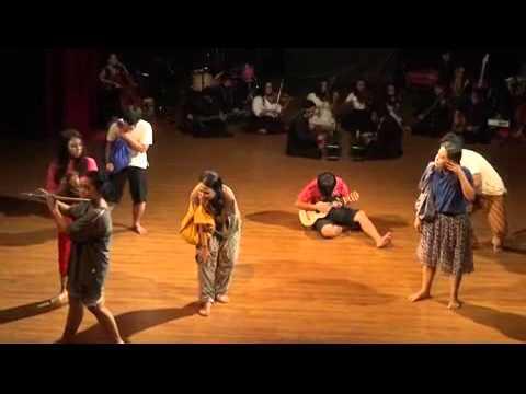 Seni drama tari musik ISI JOGJA