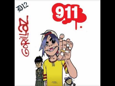 Gorillaz ft. D12 - 911