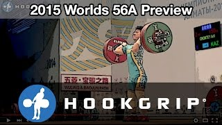 2015 Worlds - 56A Preview