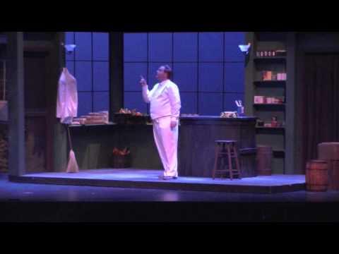 Dennis Tamblyn sings Albert Herring Act 2 Scene ii Part 1