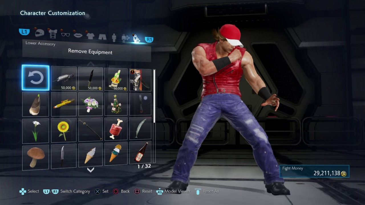 Tekken 7 Lars Unlockable Costumes Showcase By Kasumi Lover